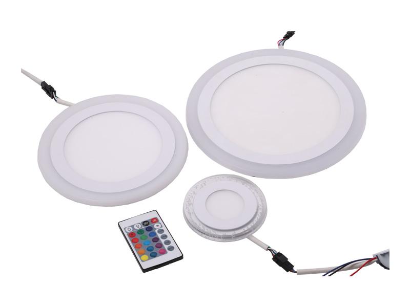 5W-24W Водонепроницаемые светодиодные панельные светильники IP44 60-110LM / W
