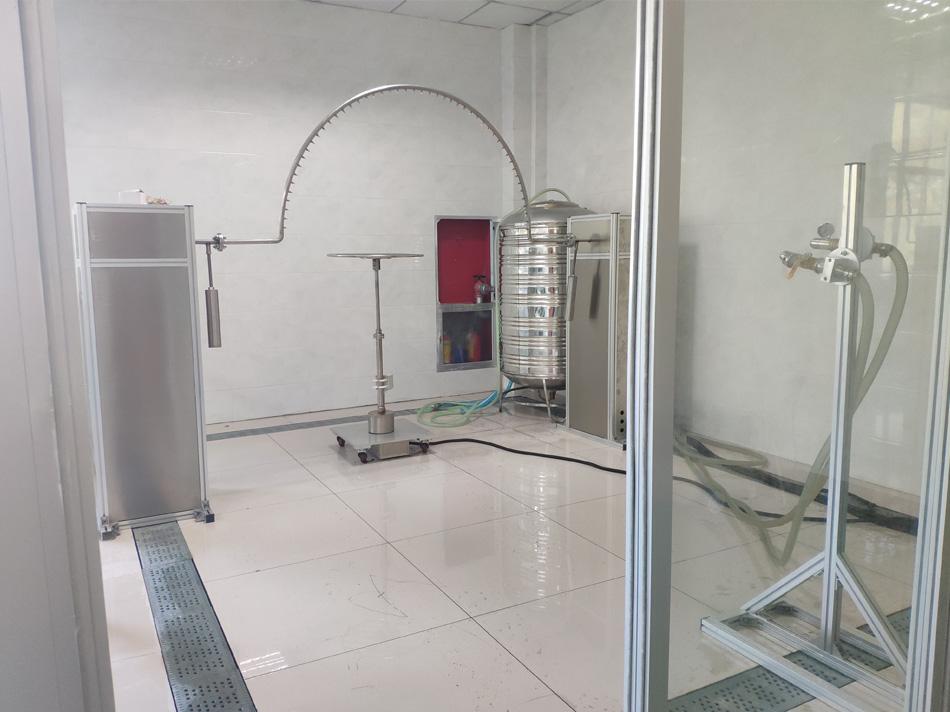IP испытательная комната