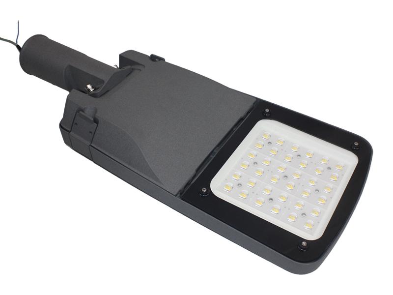 120-130 лм / Вт водостойкие IP65 светодиодные уличные фонари для парковки на открытом воздухе